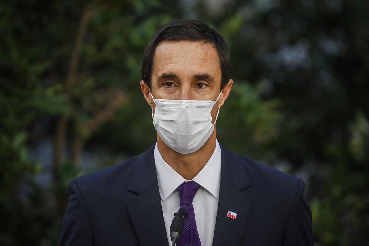 Biministro de Energía, Juan Carlos Jobet, sobre hidrógeno verde
