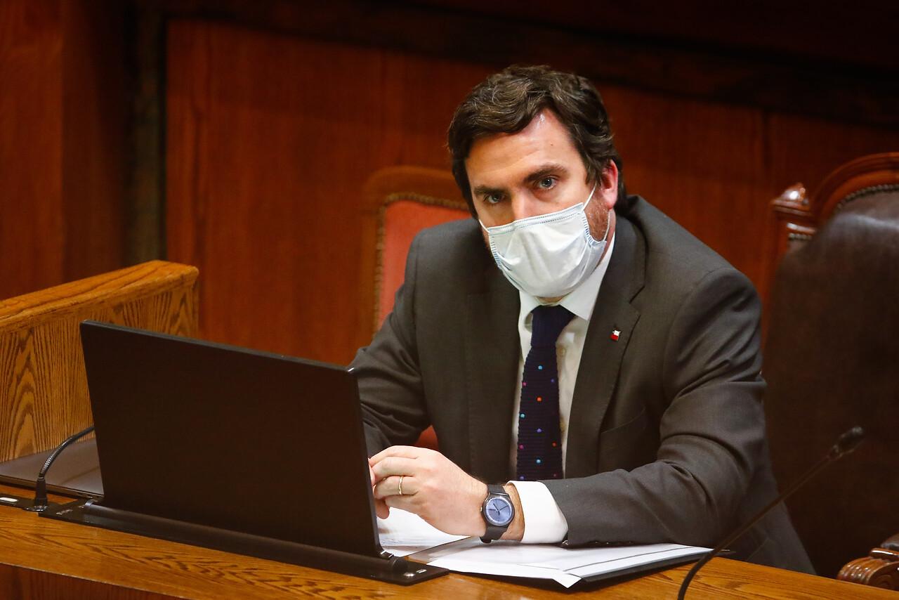 Subsecretario de Hacienda, Francisco Moreno