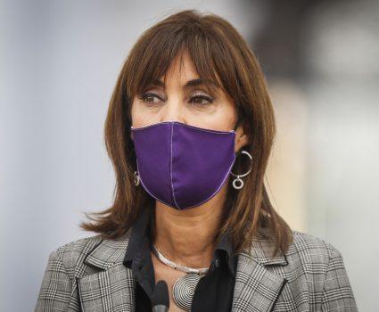 Ministra de la Mujer y Equidad de Género, Mónica Zalaquett