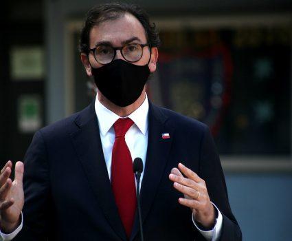 Ministro Raúl Figueroa y retorno a clases