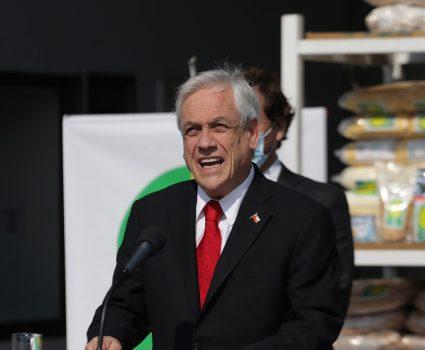 Sebastián Piñera tras paro de camioneros