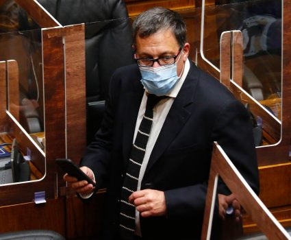 Ricardo Lagos Weber y presupuesto