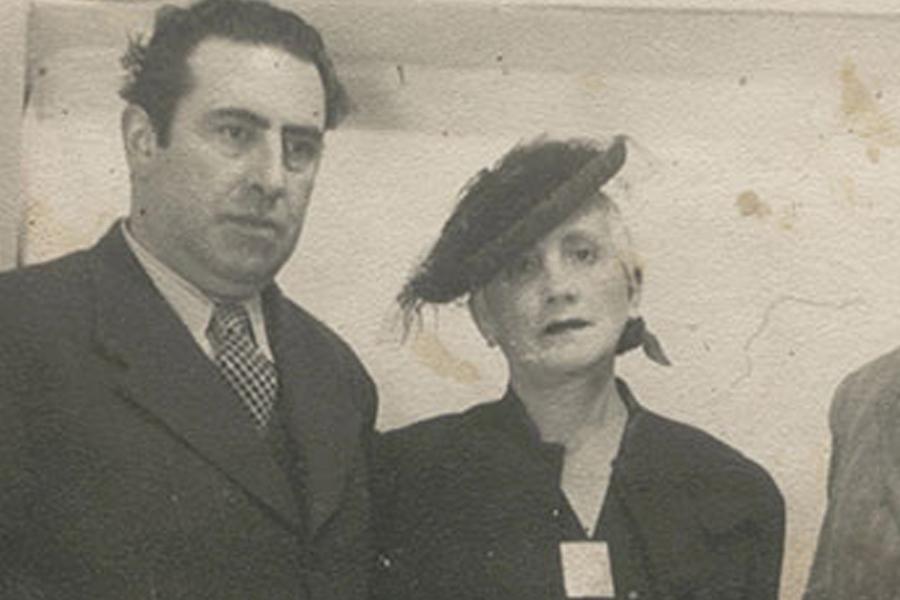 Pablo de Rokha y Winétt
