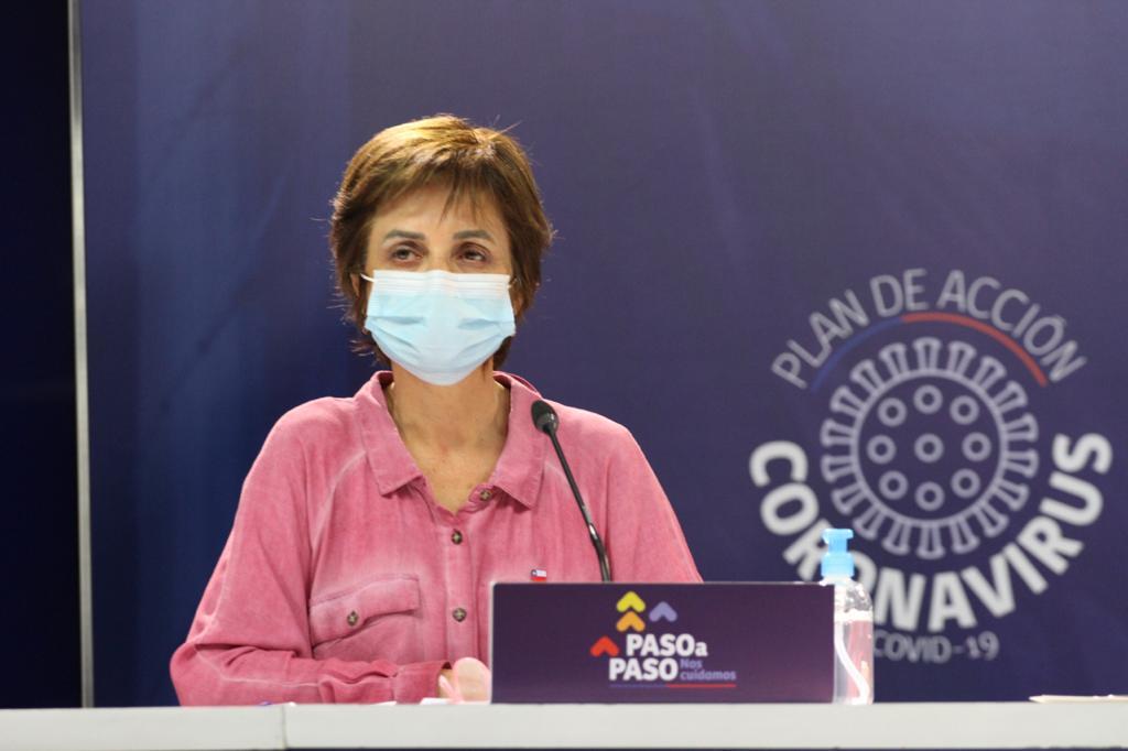 Paula Daza, subsecretaria de Salud Pública