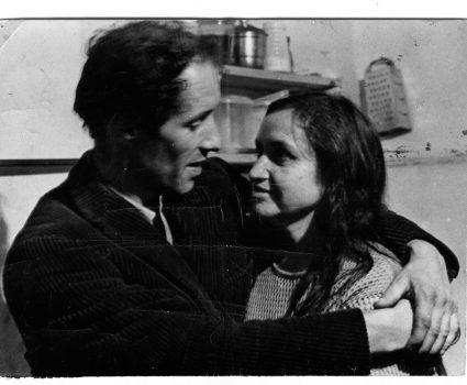 Violeta y Gilbert Favre