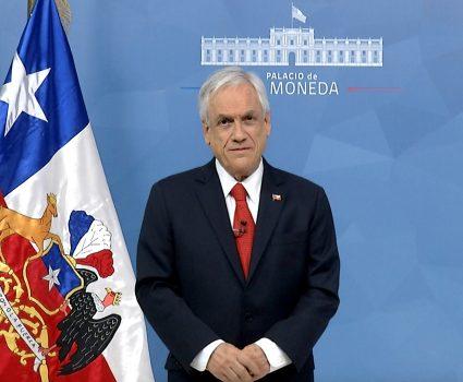 Presidente Piñera en la Asamblea de la ONU
