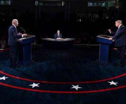 Trump vs Biden