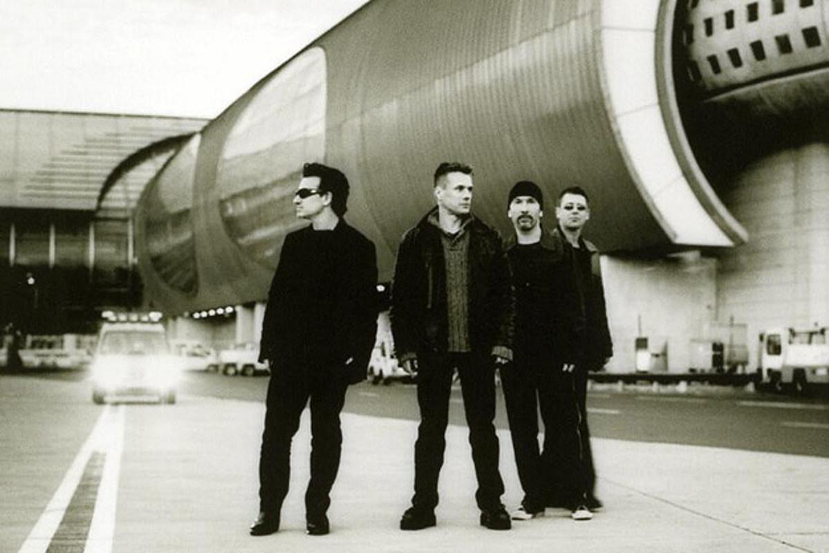 'Beautiful Day' de U2 cumple 20 años desde su lanzamiento