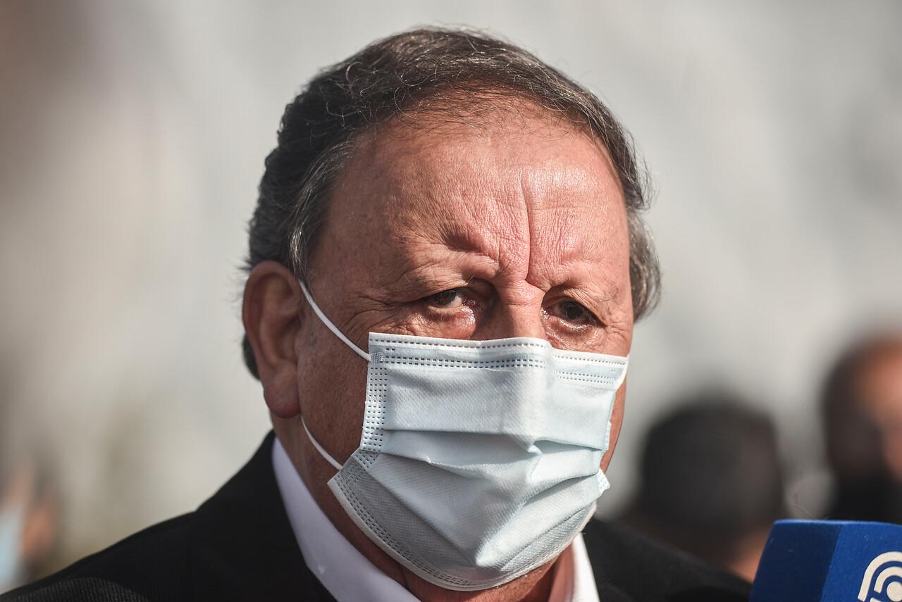 Sergio Pérez, presidente de la CNTC