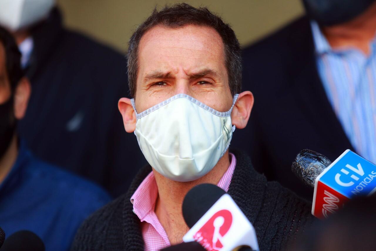 Felipe Alessandri, alcalde de Santiago por violencia en manifestaciones