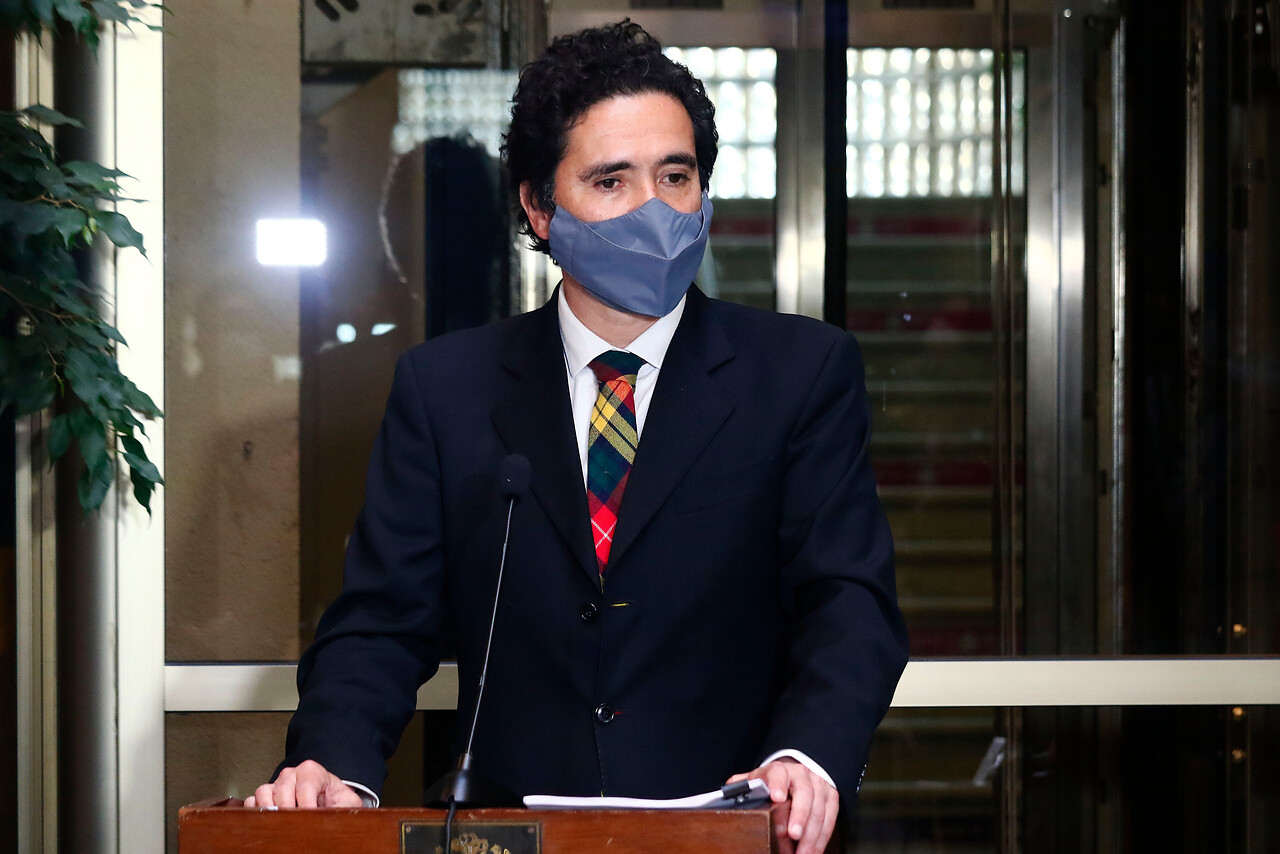 Ministro de Hacienda, Ignacio Briones