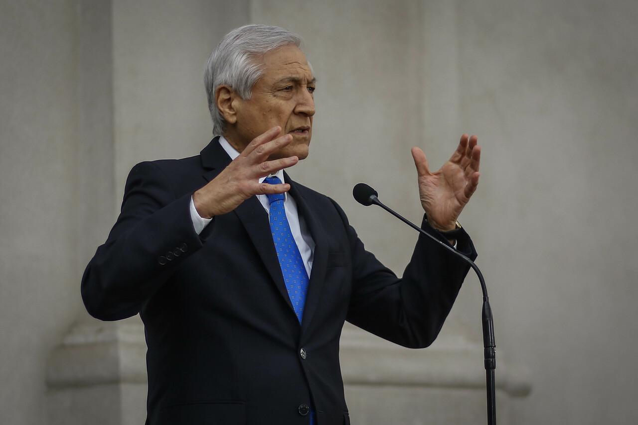 Heraldo Muñoz, presidente del PPD, sobre el18-O
