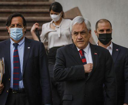 Presidente Sebastián Piñera y reforma a Carabineros
