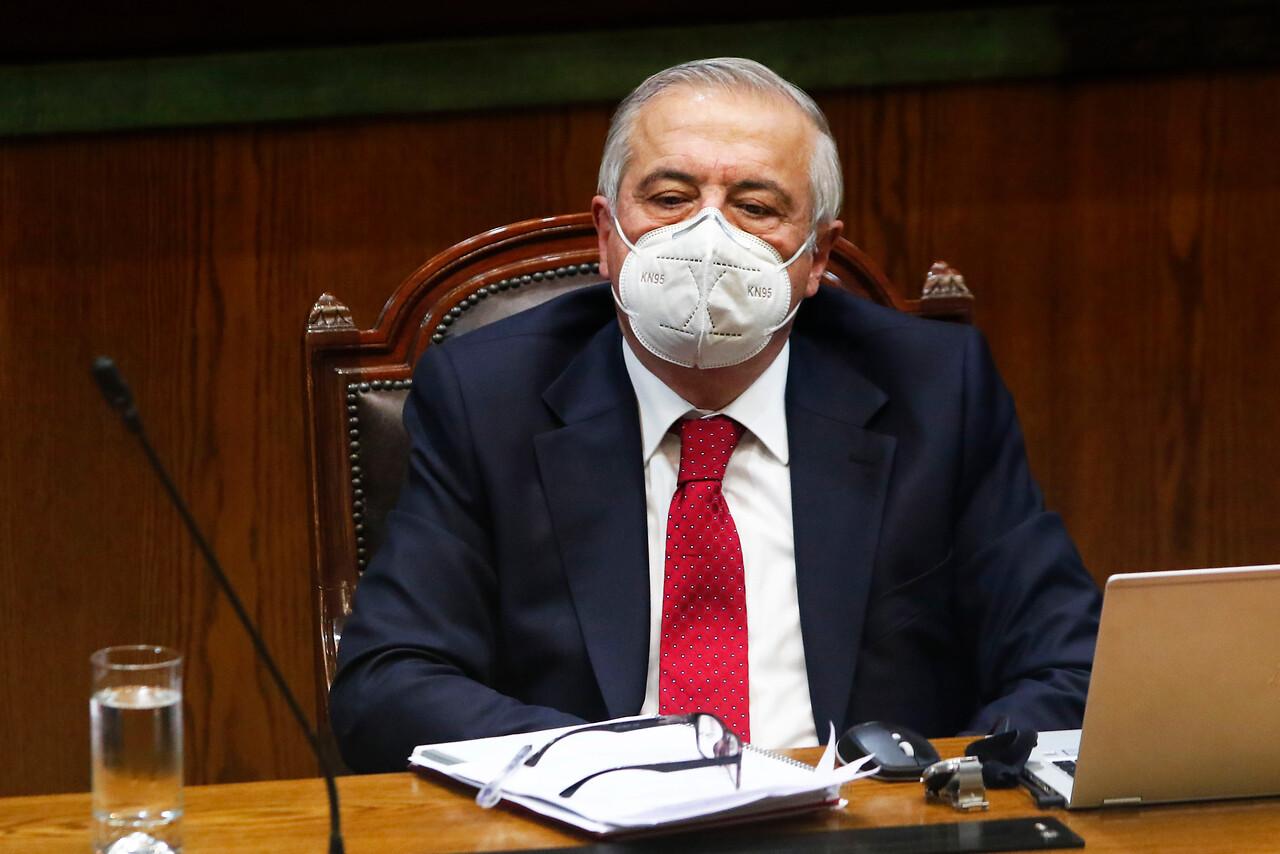 Jaime Mañalich y su acusación constitucional