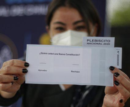 Apruebo vs Rechazo plebiscito