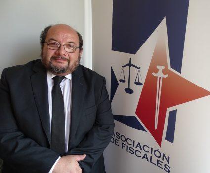 Presidente de la Asociación de Fiscales por amenazas contra Fiscal Chong
