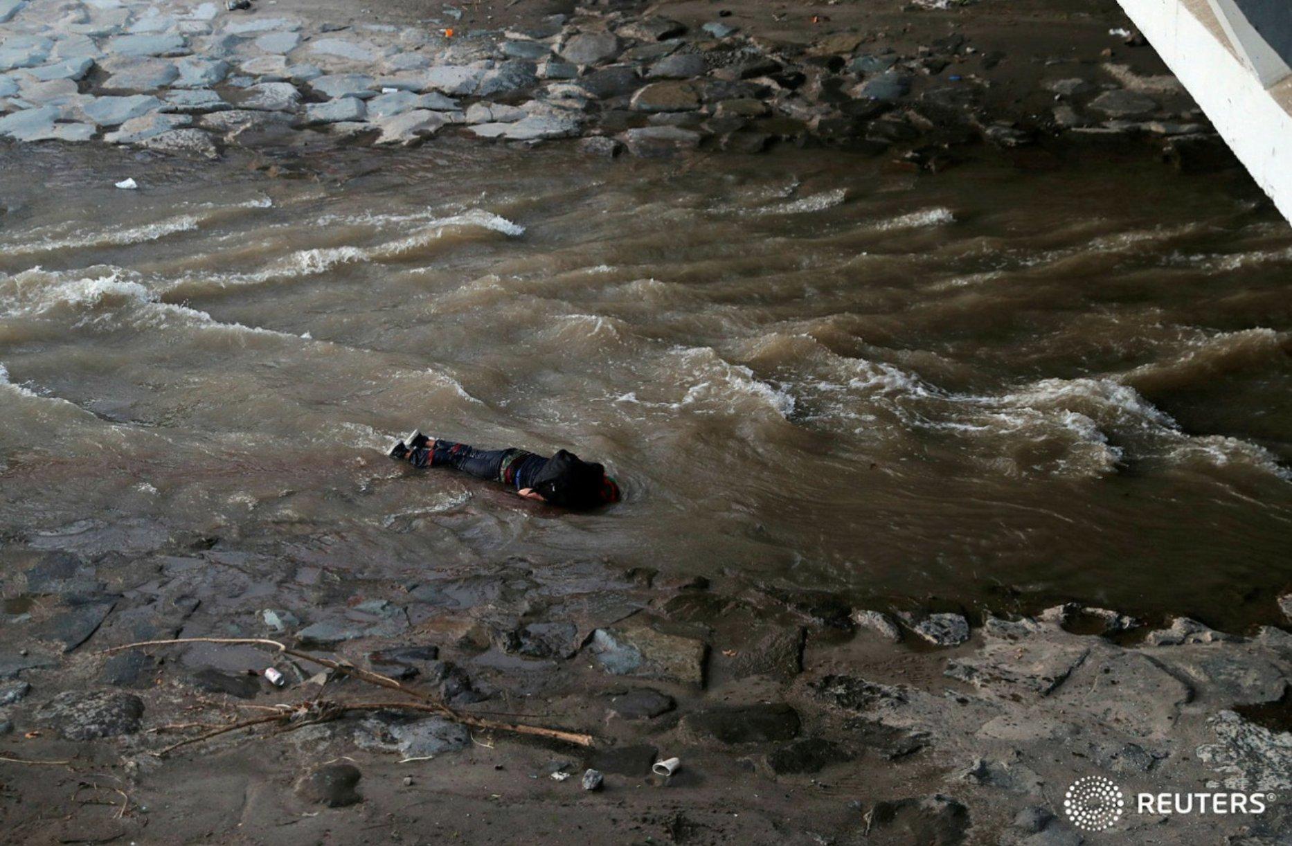 Joven Río Mapocho