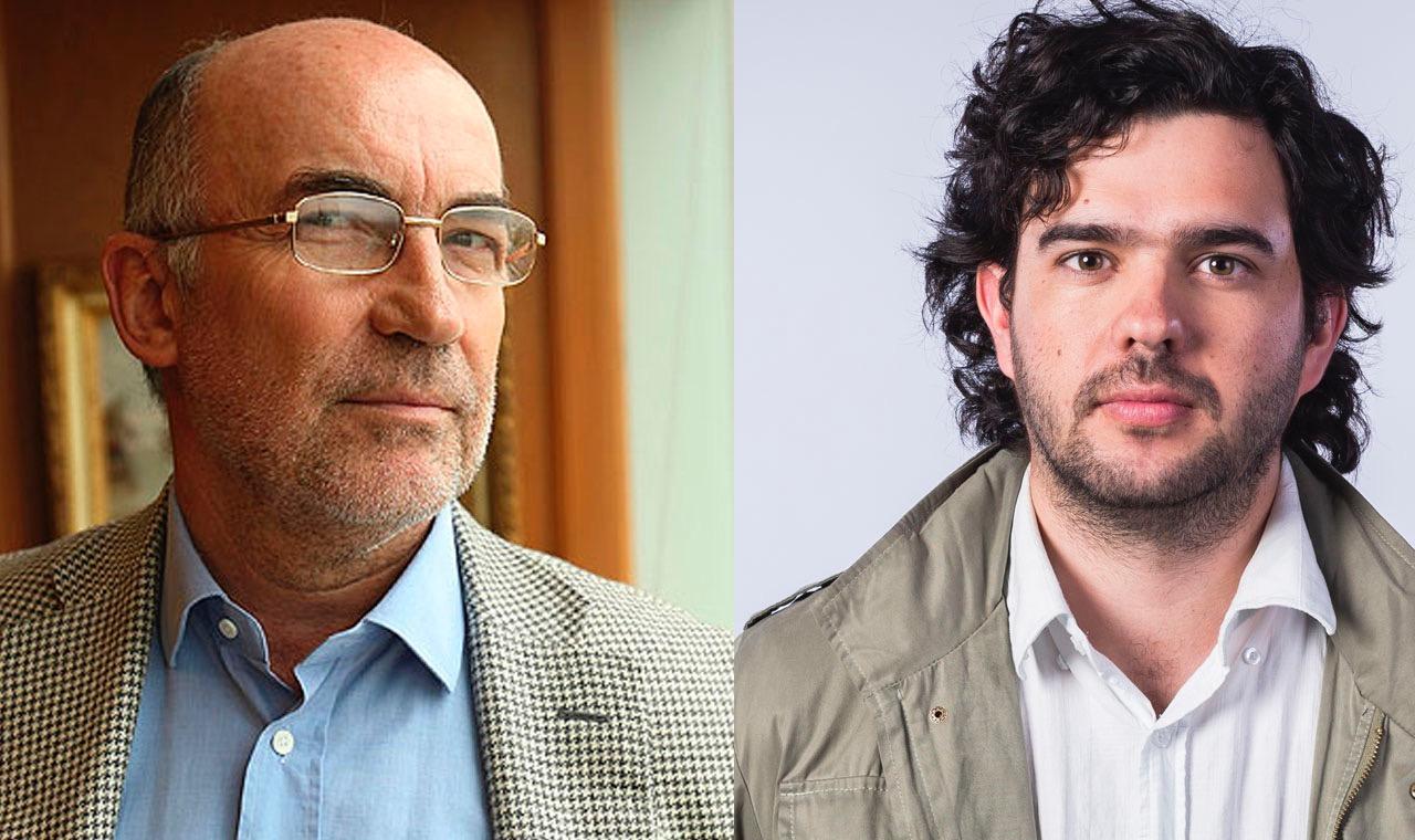 José Yuraszeck y José Manuel Moller