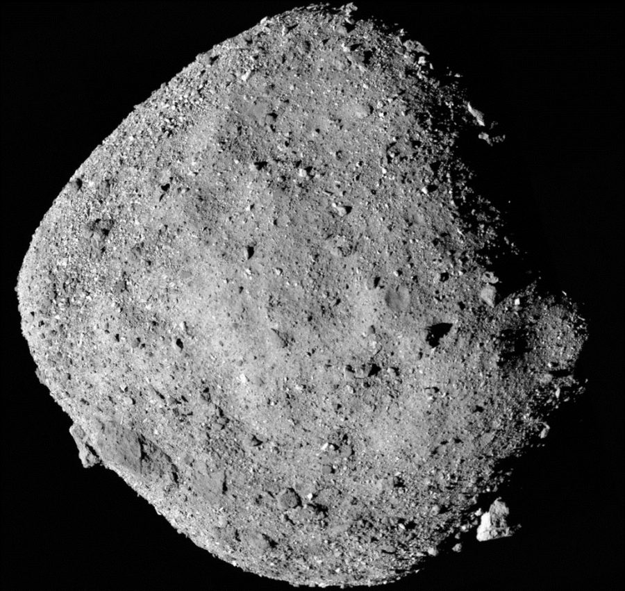 "Osiris-Rex: ""Touch and Go"" entre la exploración de la NASA y ""Death Asteroid"" – Doon 89.7"