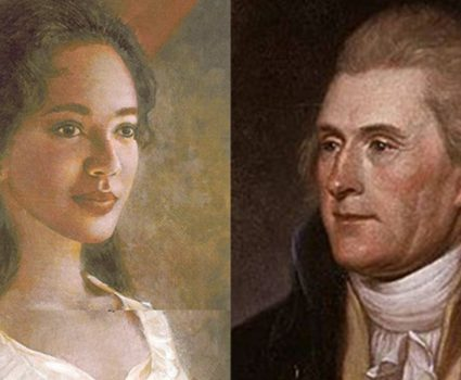 thomas jefferson y sally hemings