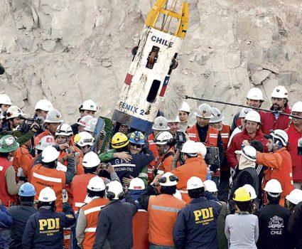 Rescate de los 33 mineros