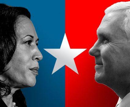 Kamala Harris vs Mike Pence
