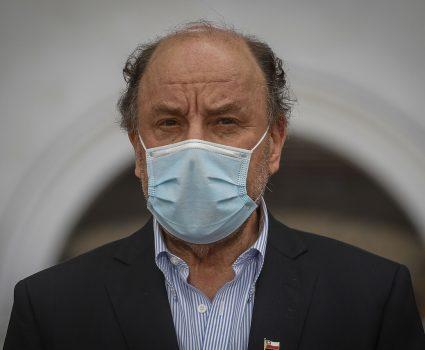 Alfredo Moreno, ministro del MOP