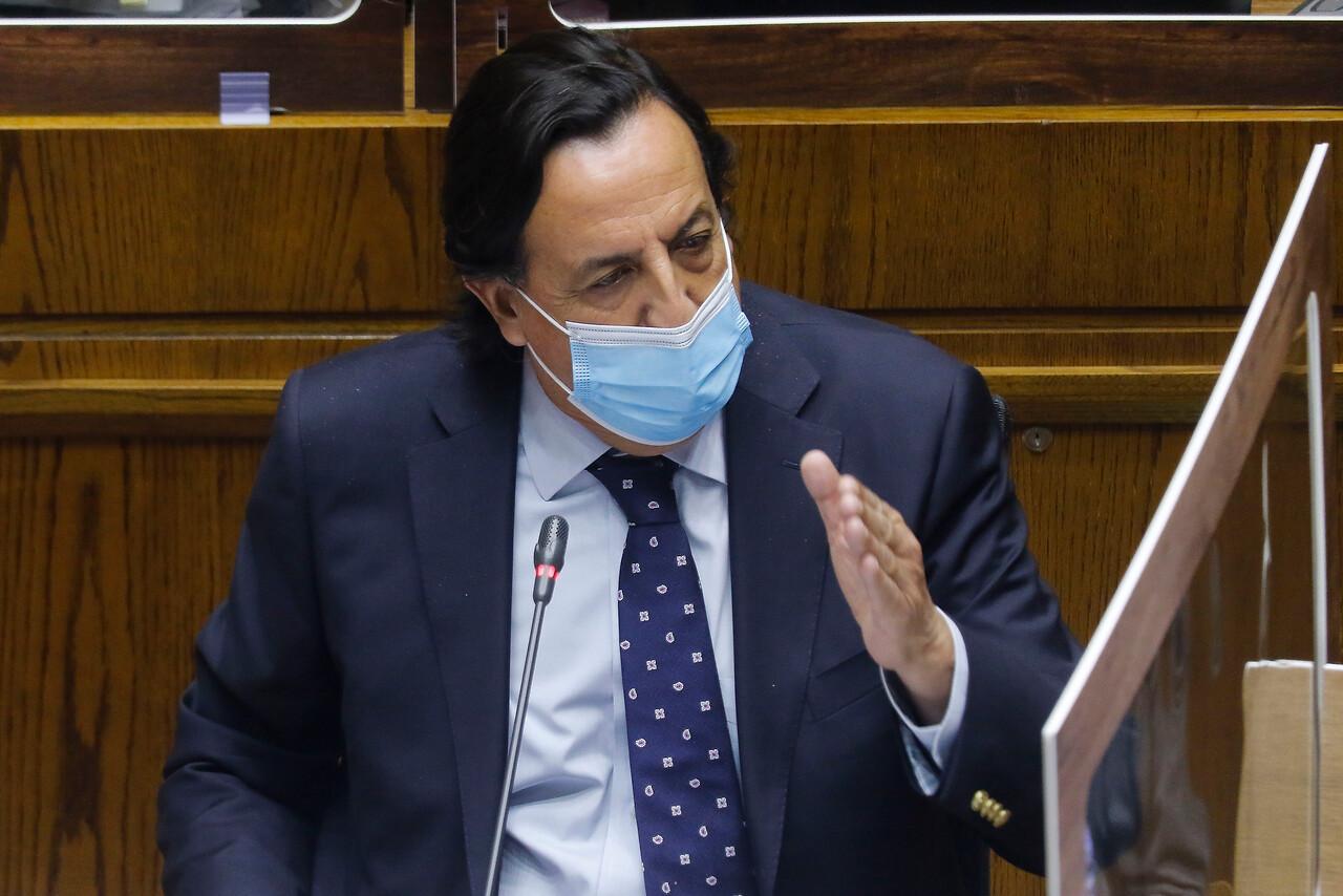 Acusación Constitucional contra Víctor Pérez
