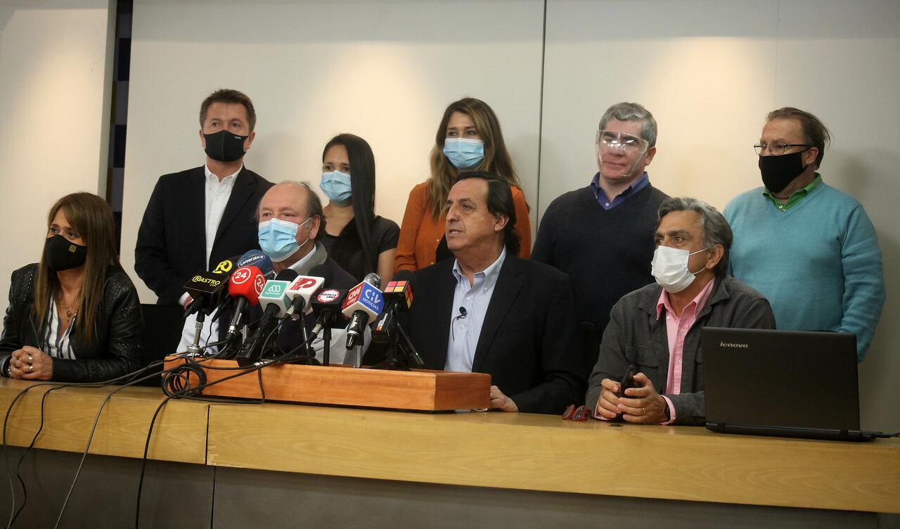 Víctor Pérez candidatura