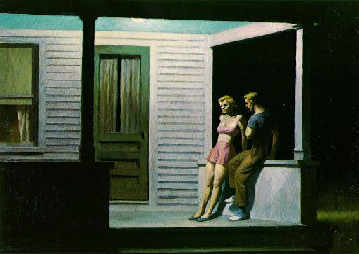 Edward Hopper y Alta Hillsdale