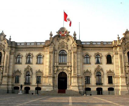 palacio de perú
