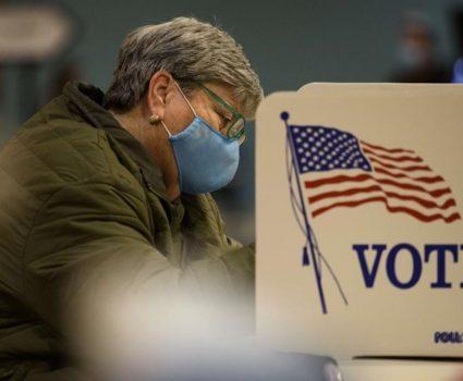 Votación en EE.UU.