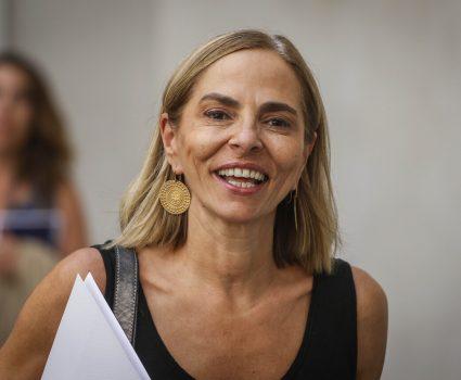 Isabel Plá y elecciones en la UDI