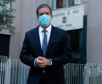 Felipe Harboe y proyecto de crimen organizado
