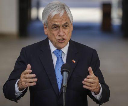 Sebastián Piñera bono