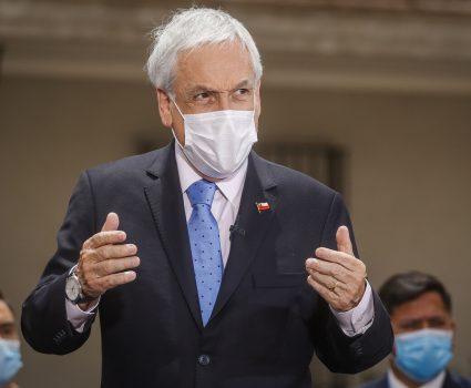 Sebastián Piñera vacunas