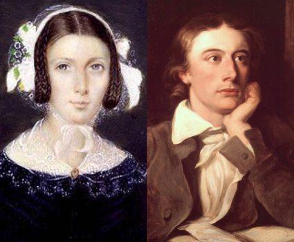 John Keats y Fanny Brawne