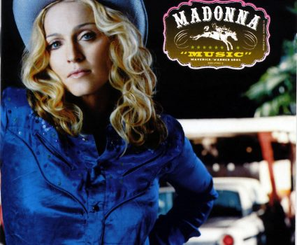 Madonna-Music-Frontal