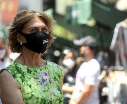 Evelyn Matthei, alcaldesa de Providencia