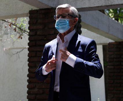 Joaquín Lavín confirma carrera presidencial