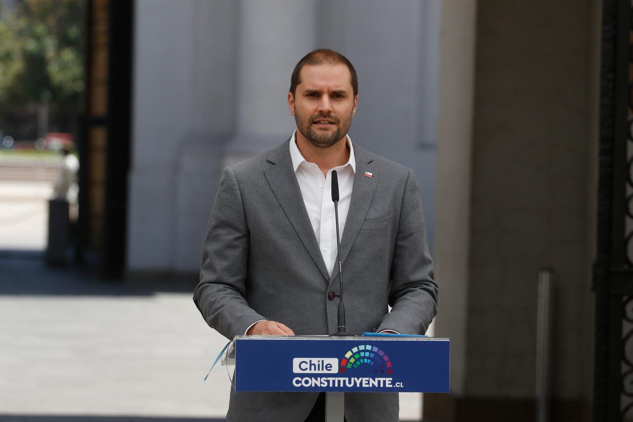Jaime Bellolio, vocero de Gobierno