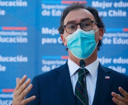 Ministro Raúl Figueroa