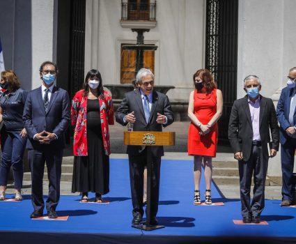 Presidente Piñera y retorno a clases