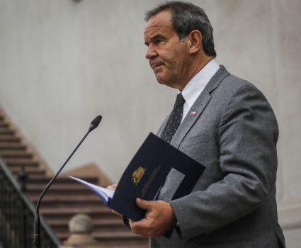 Canciller Andrés Allamand