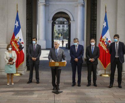 Sebastián Piñera y La Araucanía