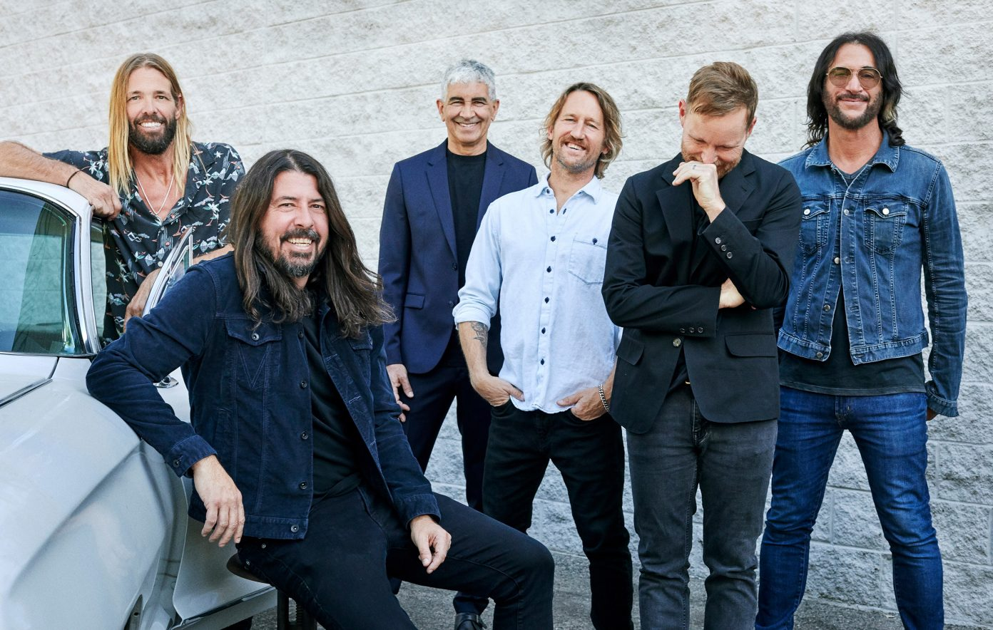 "Medicine at Midnight"": El nuevo álbum de Foo Fighters - Duna 89.7 