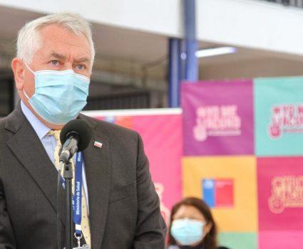 ministro paris tras vacunación