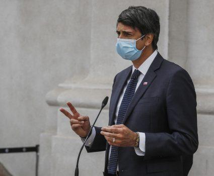 Ministro de Ciencia, Andrés Couve
