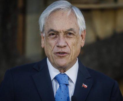 Sebastián Piñera vacunados
