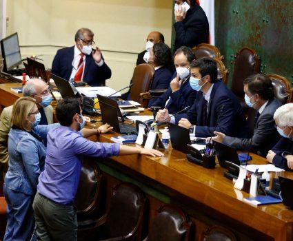 debate por postergación de elecciones
